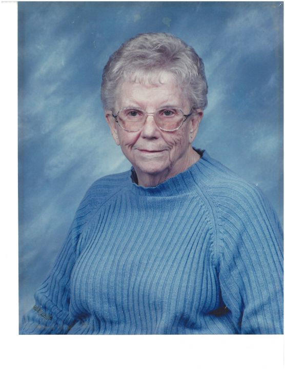 Florence Hollingsworth Online Obituary | Hoff Funeral and Cremation